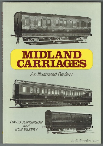 Image for Midland Carriages: An Illustrated Review 1877 Onwards