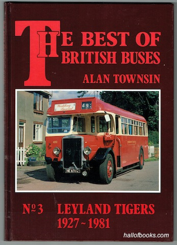Image for The Best Of British Buses No. 3: Leyland Tigers 1927-1981