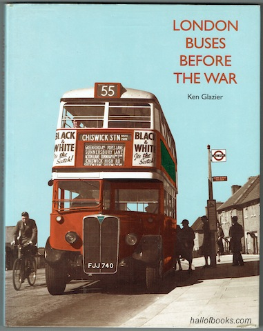 Image for London Buses Before The War