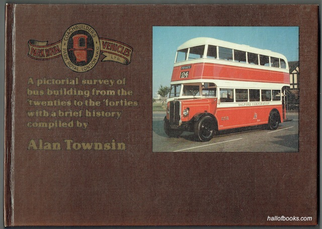 Image for Park Royal Coachworks Ltd Volume One: 1924-1944