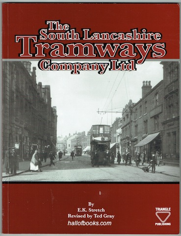 Image for The South Lancashire Tramways Company 1900-1958
