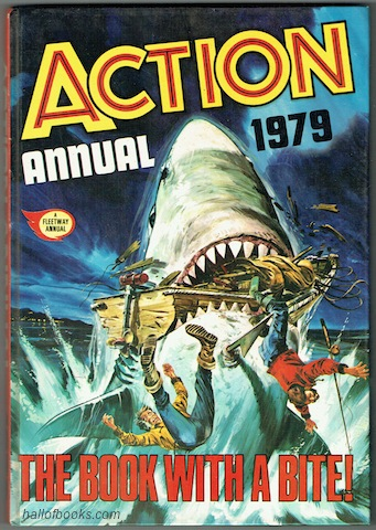 Image for Action Annual 1979 (A Fleetway Annual)