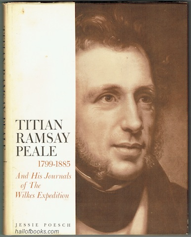 Image for Titian Ramsay Peale 1799-1885 And His Journals Of The Wilkes Expedition