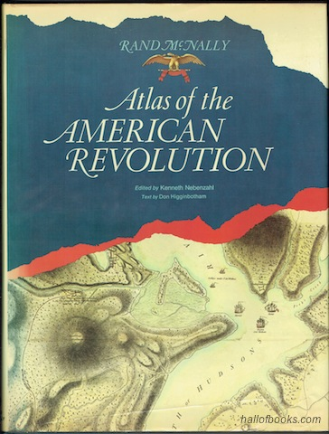 Image for Atlas Of The American Revolution