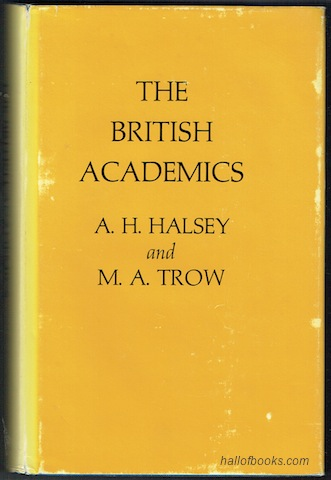Image for The British Academics