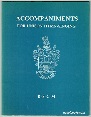 Image for Accompaniments For Unison Hymn-Singing