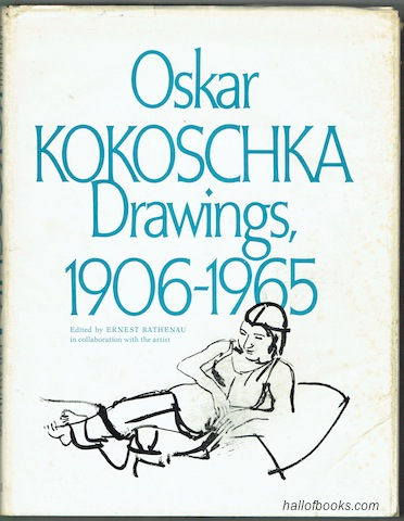 "Image for ""Oskar Kokoschka Drawings, 1906-1965"""