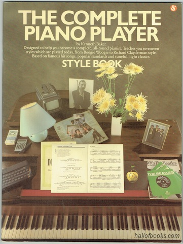 Image for The Complete Piano Player: Style Book