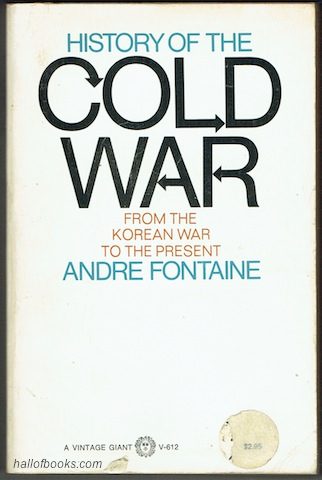 Image for History Of The Cold war: From The Korean War To The Present