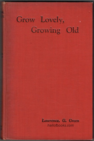 "Image for ""Grow Lovely, Growing Old"""