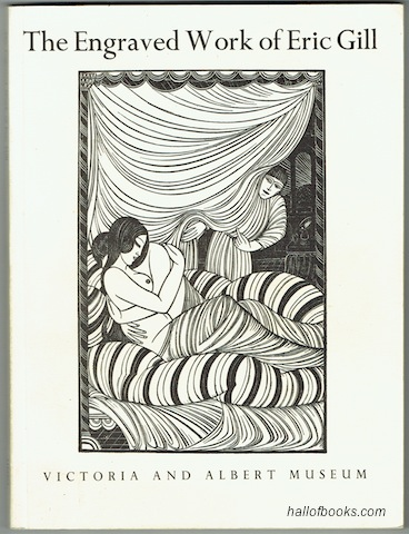 Image for The Engraved Work Of Eric Gill (Large Picture Book No. 17)