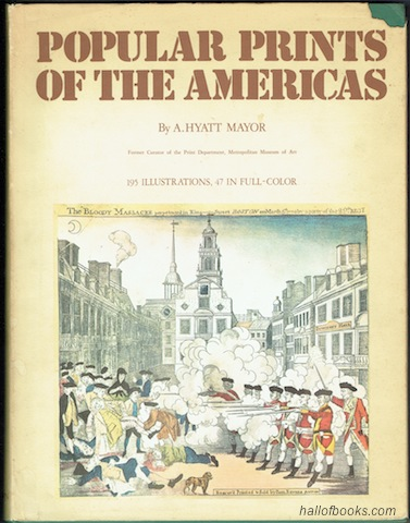 Image for Popular Prints Of The Americas