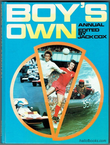 Image for Boy's Own Annual
