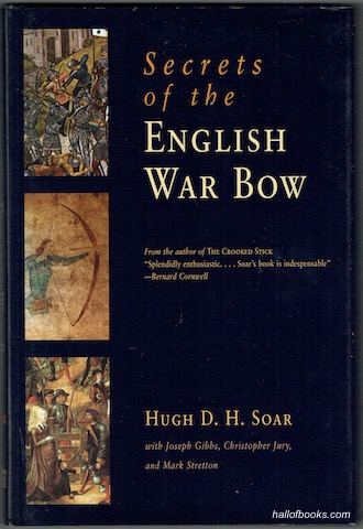 Image for Secrets Of The English War Bow (signed)