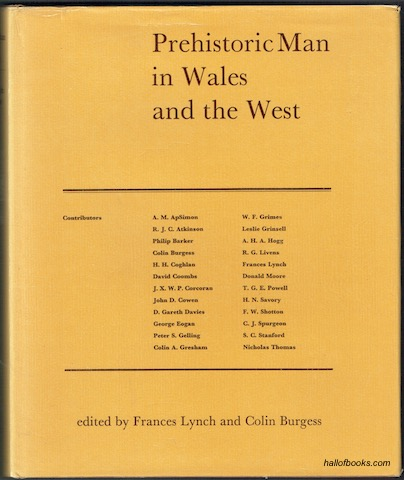 Image for Prehistotic Man In Wales and The West: Essays In Honour If Lily F. Chitty