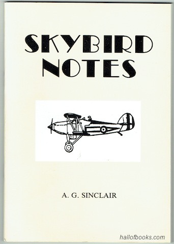 Image for Skybird Notes