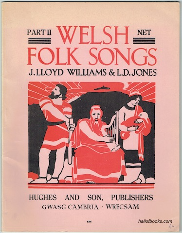 Image for Alawon Gwerin Cymru: Welsh Folk Songs Arranged For Schools. Vol. II