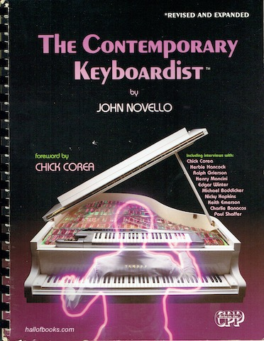 Image for The Contemporary Keyboardist