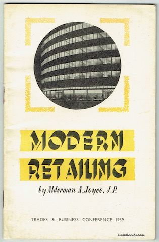 Image for Modern Retailing (Trades & Business Conference 1939)