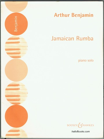 Image for Jamaican Rumba: Piano Solo
