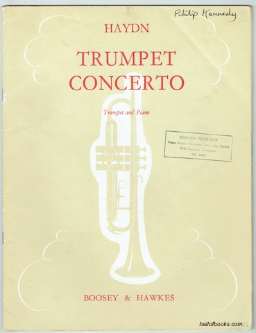 Image for Trumpet Concerto: Trumpet and Piano