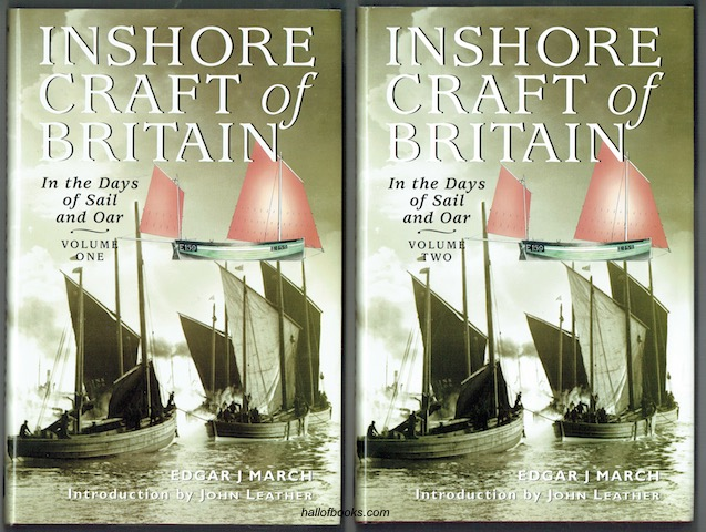 Image for Inshore Craft Of Britain In The Days Of Sail And Oar: Volume One and Volume Two