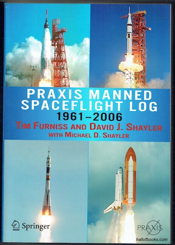 Image for Praxis Manned Spaceflight Log 1961-2006