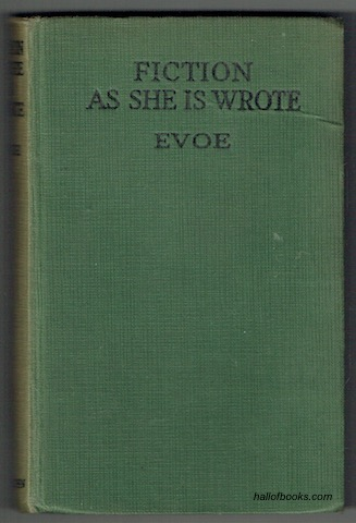 Image for Fiction As She Is Wrote