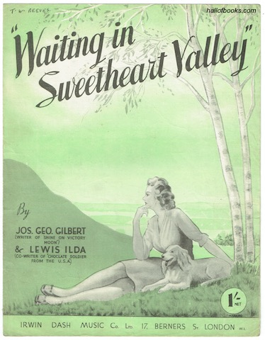 Image for Waiting In Sweetheart Valley
