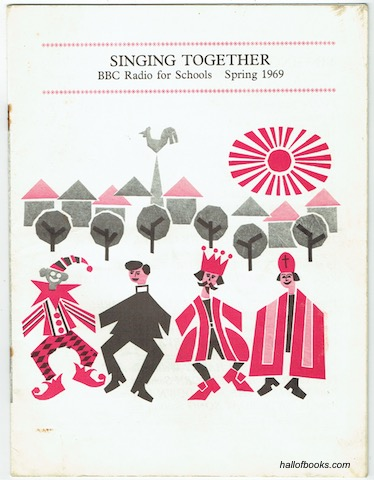 Image for Singing Together: BBC Radio for Schools Spring 1969