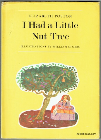 Image for I Had a Little Nut Tree: Part Three Of The Baby's Song Book
