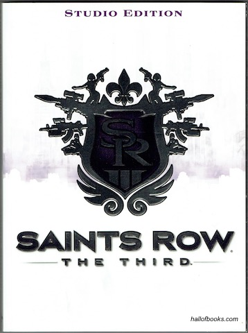 Image for Saints Row The Third: Prima Official Game Guide. Studio Edition