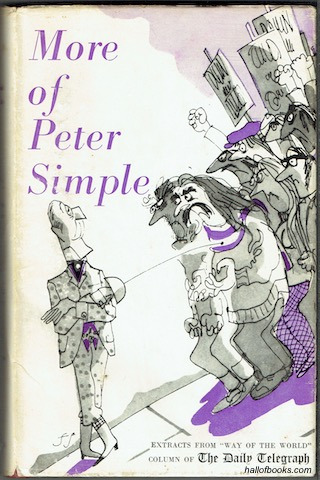 "Image for More Of Peter Simple: Extracts From ""Way Of The World"" Column in The Daily Telegraph 1965-1969"