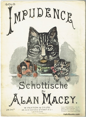 Image for Impudence Schottische (Piano Solo)