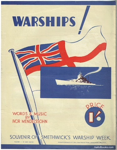 Image for Warships! Souvenir Of Smethick's Warship Week