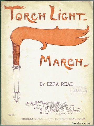 Image for Torchllight: March (Piano Solo)