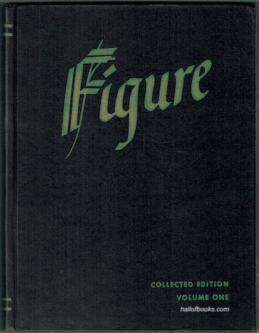 Image for Figure: Collected Edition, Volume One (Sculpture, Sketching, Painting, Photography)