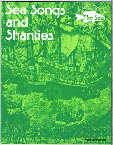 Image for Sea Songs And Shanties (Macmillan's Discovery Project: The Sea)