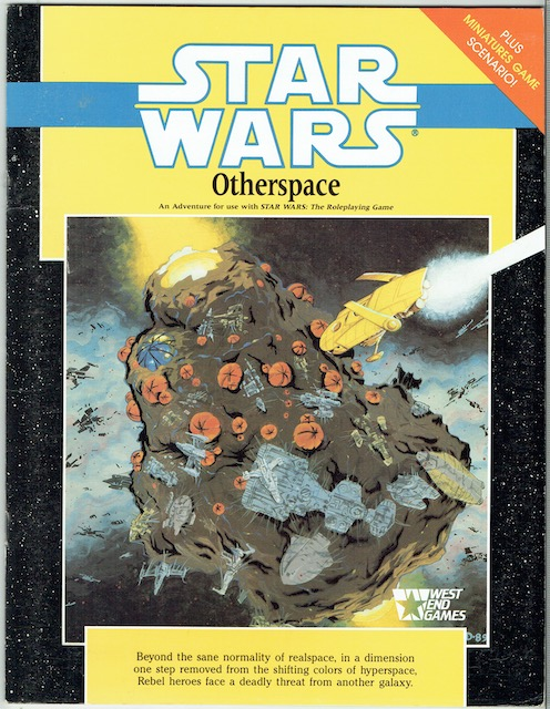 Image for Star Wars: Otherspace (Star Wars Roleplaying Game)