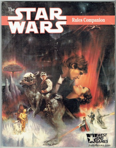 Image for The Star Wars Rules Companion