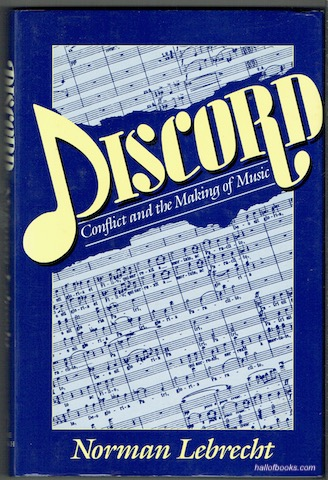 Image for Discord: Conflict and The Making Of Music