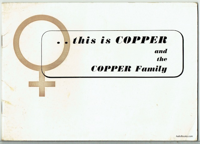 Image for This is Copper and the Copper Family