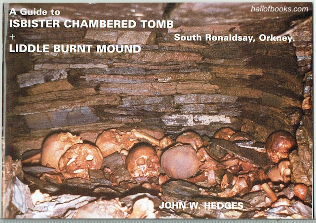 Image for A Guide To Isbister Chambered Tomb & Liddle Burnt Mound, South Ronaldsay, Orkney