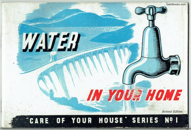 Image for Water In Your Home: Care Of Your House Series No. 1
