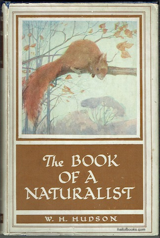 Image for The Book Of A Naturalist (The Edinburgh Library)