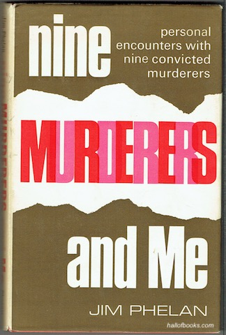 Image for Nine Murderers And Me