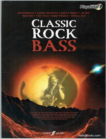 Image for Classic Rock Bass (with CD)