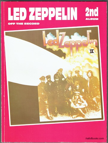 Image for Off The Record - Led Zeppelin II.
