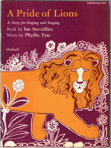 Image for A Pride Of Lions: A Story For Singing And Staging. Full Score.