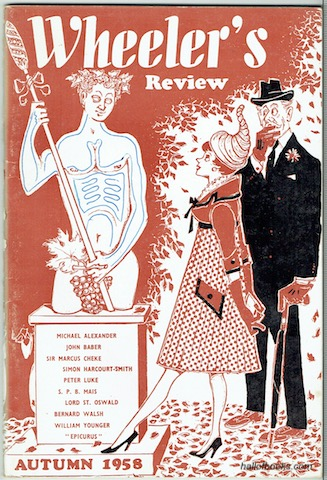 Image for Wheeler's Review Autumn 1958